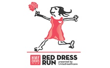 Red Dress Run for Women sized